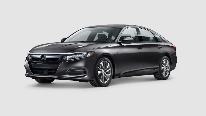 View the 2018 Honda Accord Exterior Color Options