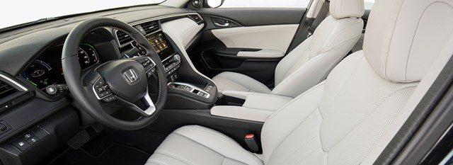 interior seating in the 2019 Honda Insight