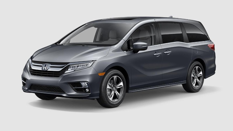 2019 Honda Odyssey Modern Steel Metallic