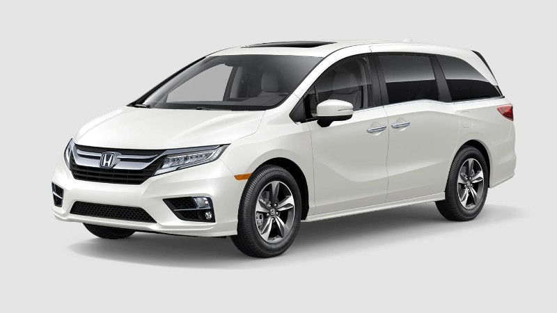 Honda Odyssey Colors >> What Colors Does The New 2019 Honda Odyssey Come In