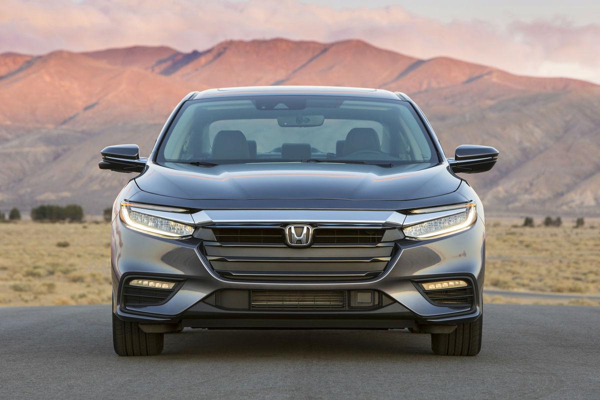 2019 Honda Insight Exterior Front Fascia
