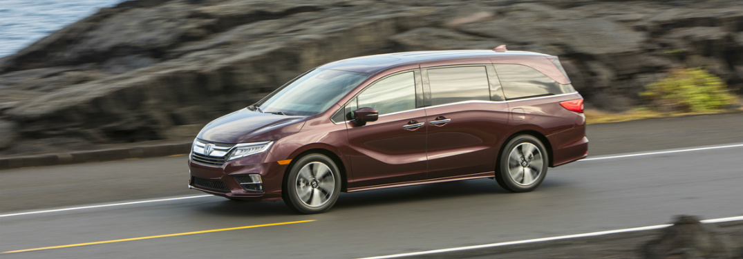 2019 Honda Odyssey Family-Friendly Features