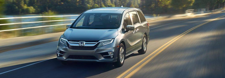 Honda keeps families safe inside the 2019 Odyssey minivan