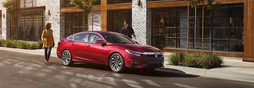 2019 Honda Insight Exterior Color Options