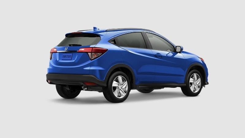 What Colors Does The 2019 Honda Hr V Compact Suv Come In