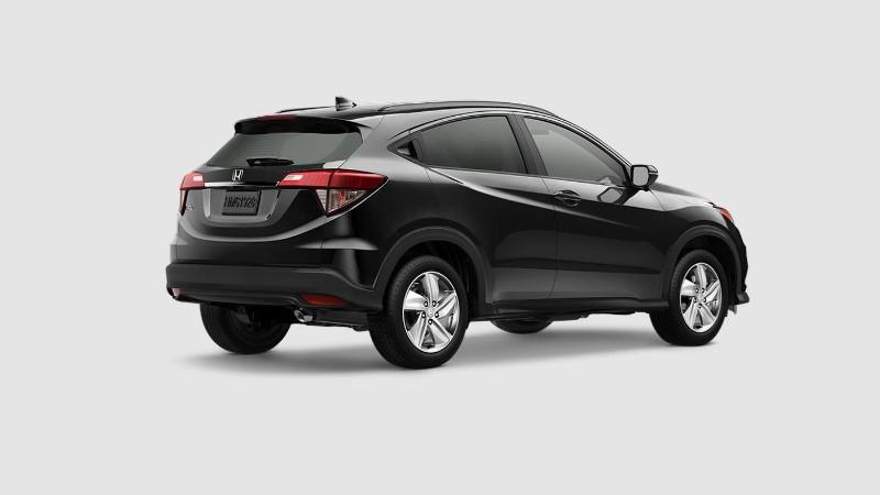 2019 Honda HR-V Crystal Black Pearl