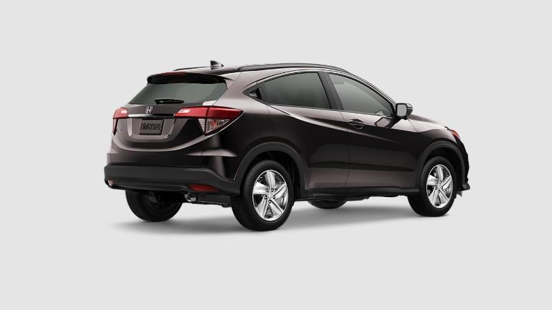 Transmission Fluid Color >> 2019-Honda-HR-V-Midnight-Amethyst-Metallic_o - Continental Honda