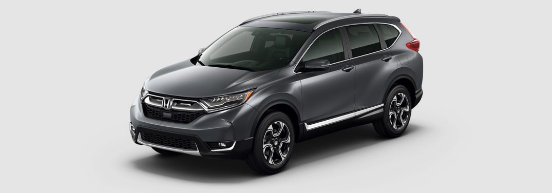full view of the 2019 Honda CR-V