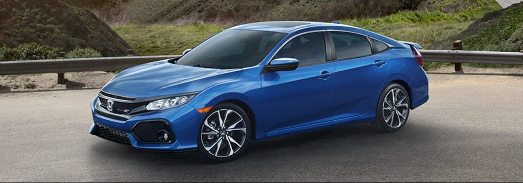 What Colors Does The New 2019 Honda Civic Sedan Come In