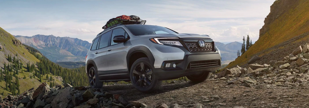 Honda announces new upcoming vehicle, the 2019 Honda Passport