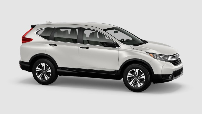 View the New 2019 Honda CR-V Exterior Color Options
