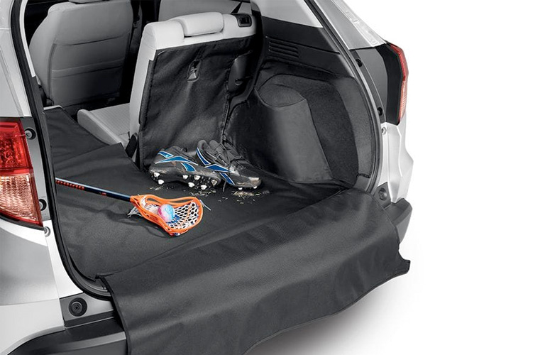 2019 Honda Civic Hatchback cargo space
