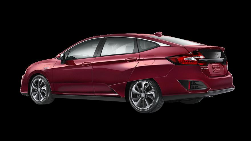 2019 Honda Clarity Plug-In Hybrid Crimson Pearl