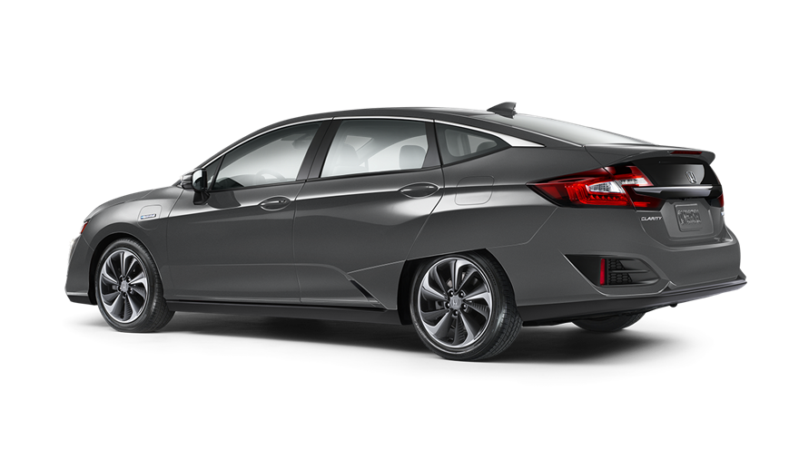2019 Honda Clarity Plug-In Hybrid Modern Steel Metallic