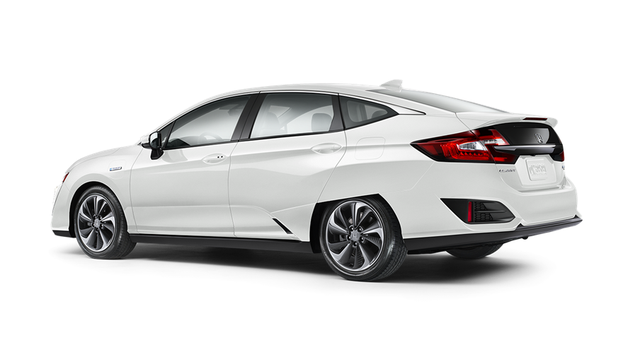 2019 Honda Clarity Plug-In Hybrid Platinum White Pearl
