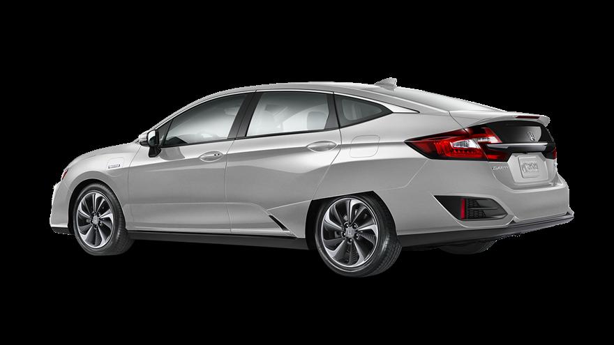 2019 Honda Clarity Plug-In Hybrid Solar Silver Metallic