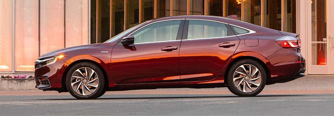 Get the 2019 Honda Insight at Continental Honda!