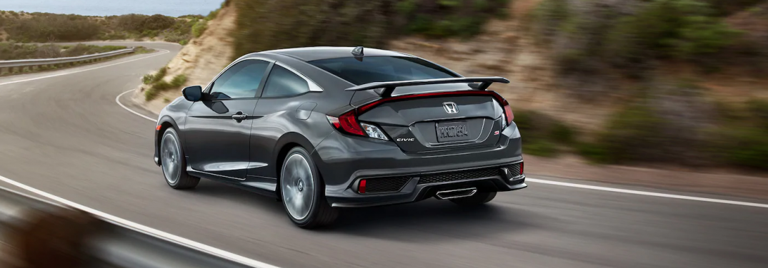 2019 Honda Civic Si Coupe Engine and Performance Specs