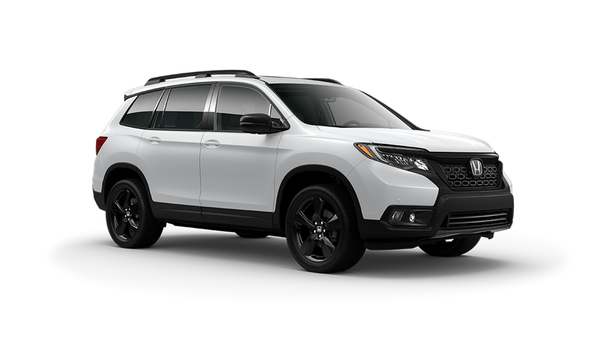 What Colors Does The New 2019 Honda Passport Come In