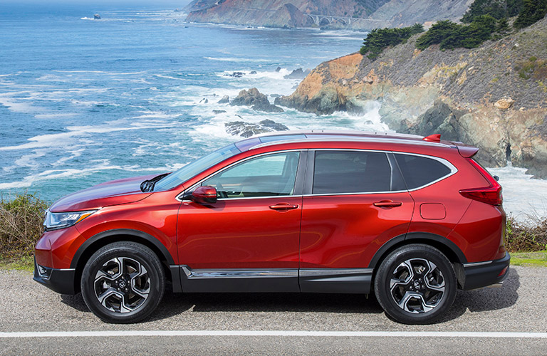 Can the 2019 Honda CR-V tow? - Continental Honda