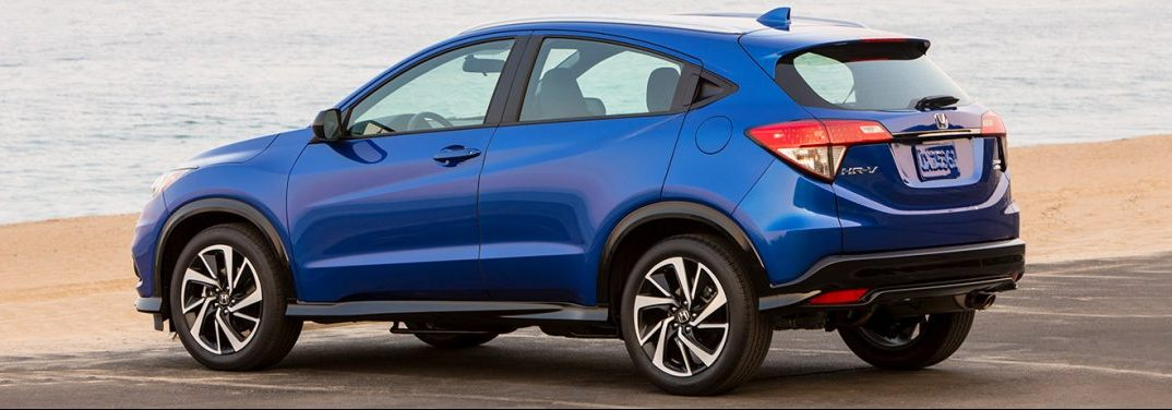 Does the Honda HR-V offer All-Wheel Drive?