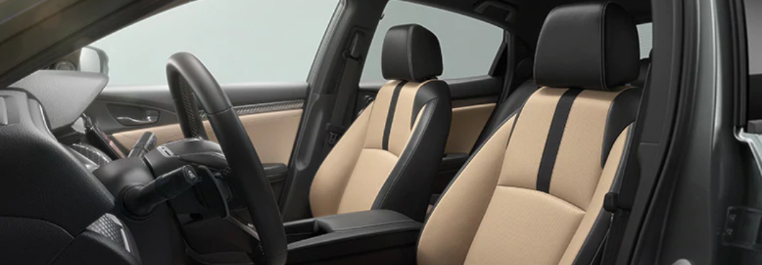 Which Honda Civic Model Has Heated Seats?