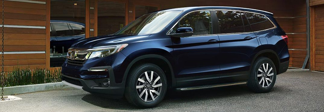 Inventory Highlight – the 2019 Honda Pilot at Continental Honda