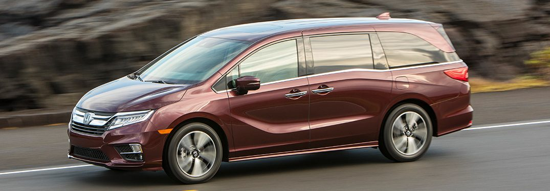 How Much Does the Honda Odyssey Cost in Chicago?