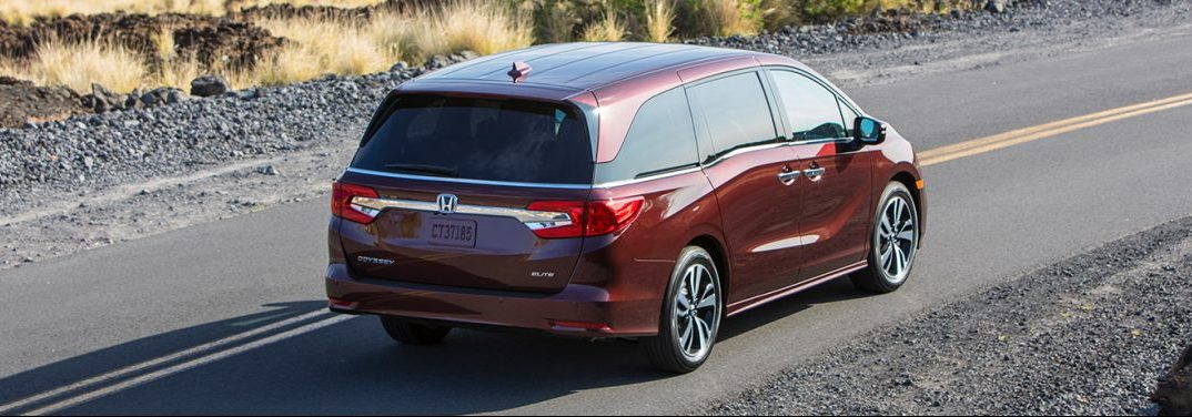 How to Use the Collision System in a Honda Odyssey