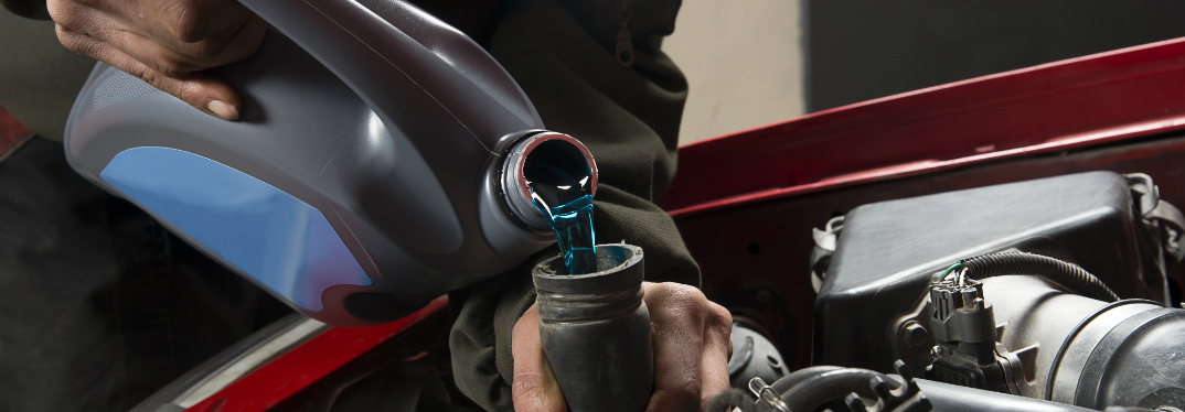 Where can I recycle antifreeze near Chicago?