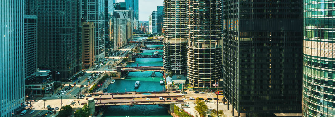 How does Chicago impact the automotive tech industry?
