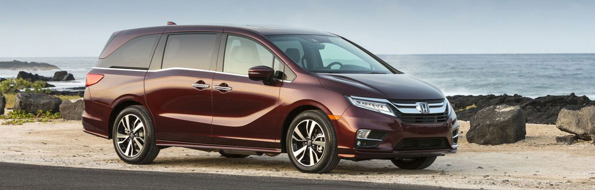 Introducing the 2020 Honda Odyssey