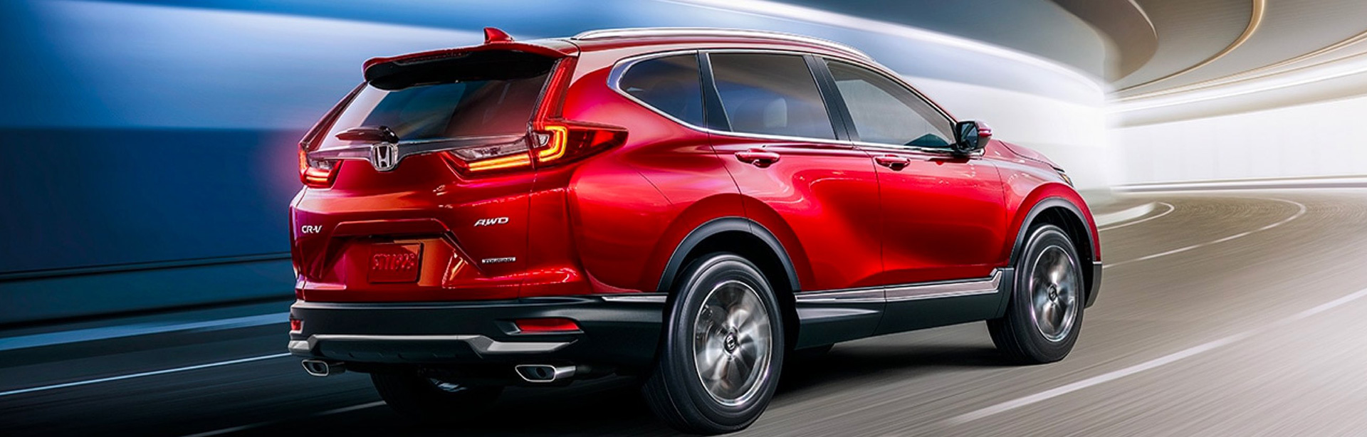 The 2021 Honda CR-V Is Defined by All-Around Excellence