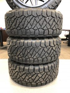 Nitto Ridge Grapplers