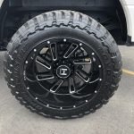 "22"" Hostile Wheel 37"" Toyo Tire"