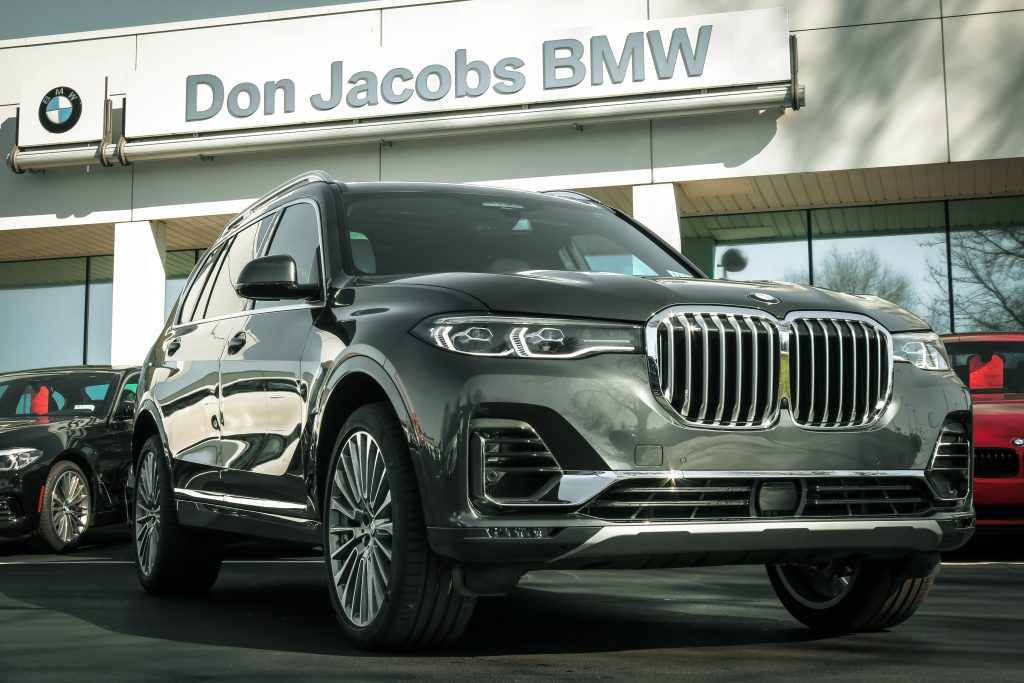 2019 BMW X7 - Don Jacobs BMW