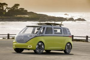The Future of Volkswagen is Here - Bring on the Bus