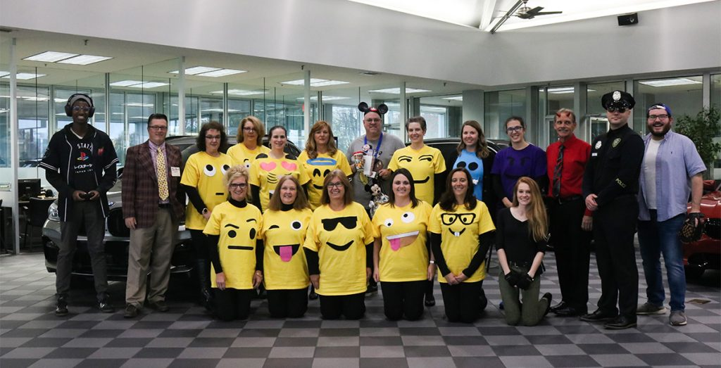 Don Jacobs Employee Costumes Group