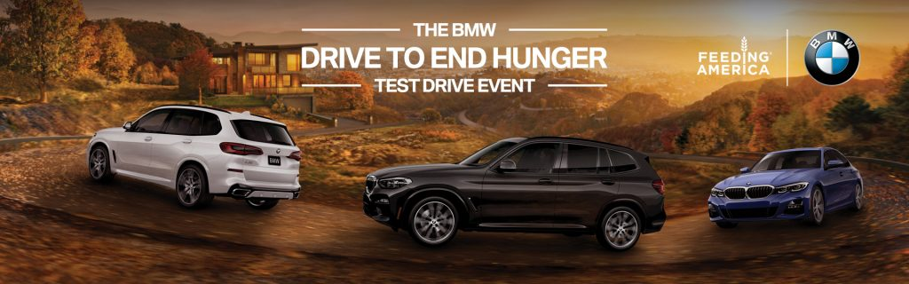 BMW Drive to End Hunger 2019