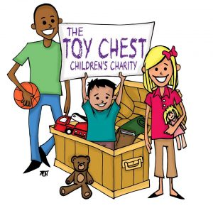 Lighting up Children's Holidays: The Toy Chest Children's Charity