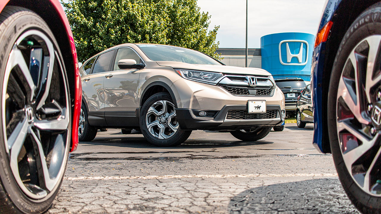 Honda TrueCertified Pre-Owned 2017 CR-V