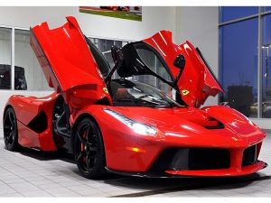 Ferrari LaFerrari Will Inspire Next Dodge Challenger