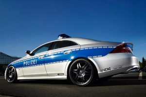 Germany has the coolest cop cars in the World!