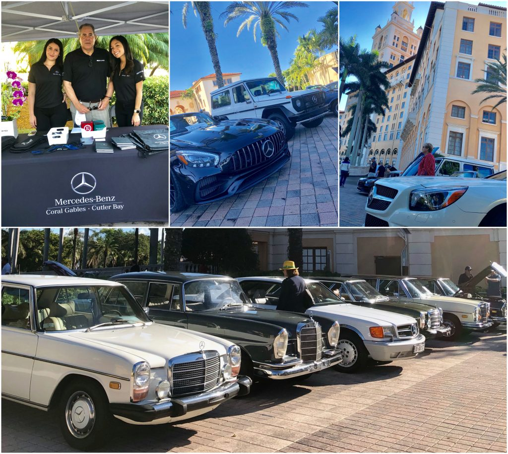 Mercedes Benz Of Cutler Bay >> 2019 Annual Concours d'Elegance - Mercedes-Benz of Coral Gables