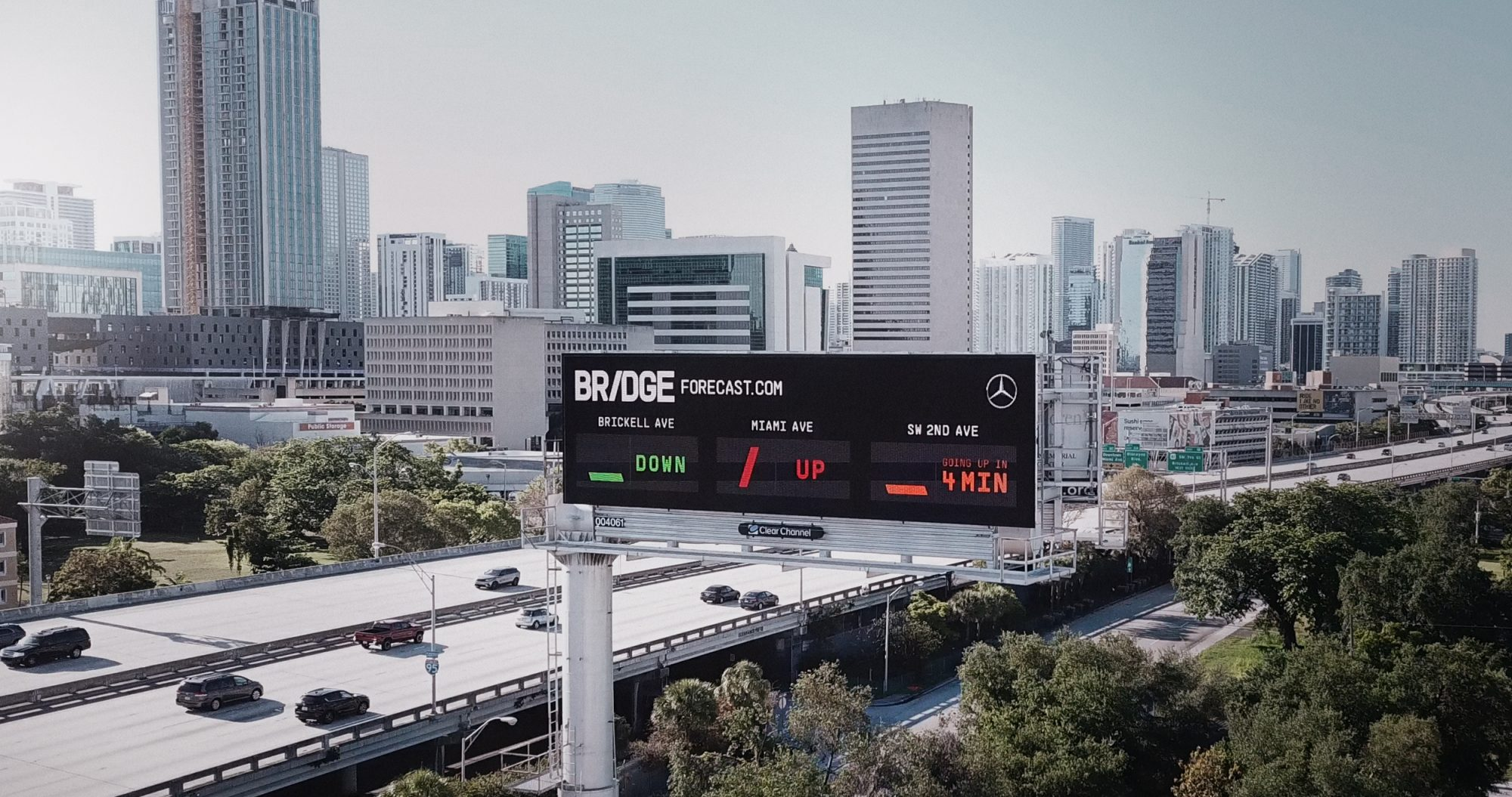 Ai Forecasting Technology Works To Solve Miami Traffic