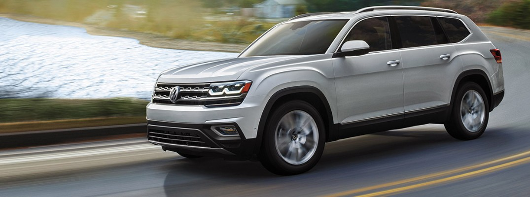 2019 Volkswagen Atlas Interior Dimensions And Storage