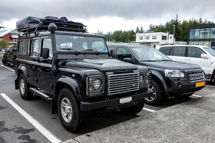 Pre Owned Used Land Rovers