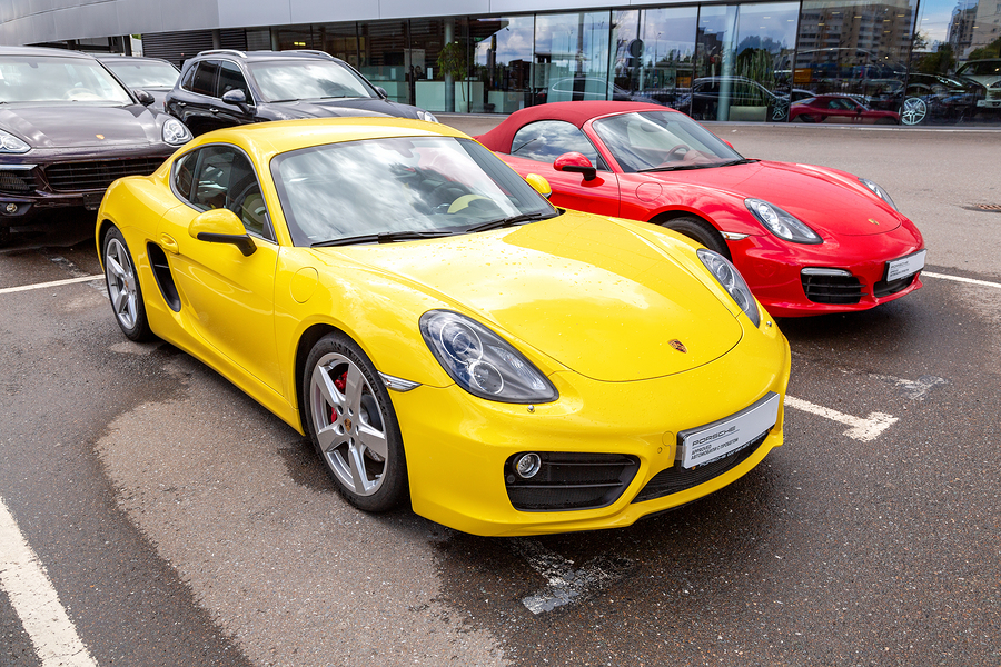 Pre Owned Used Porsche