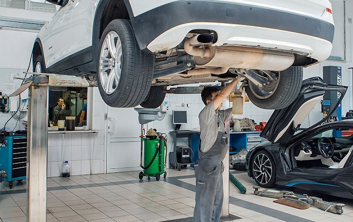 Houston BMW Repair Shop Service Center In Houston TX