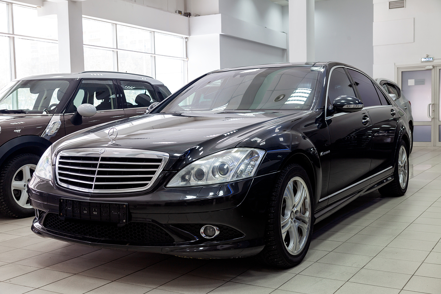 Pre Owned Used Mercedes Benz